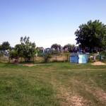 Кладбище в Белосельском