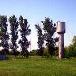 Водонапорная башня в Белосельском