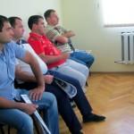 Рабочая встреча с администрацией Понежукая. 17 июля 2012
