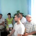 Обучающий семинар в Белосельском поселении 7 августа 2012