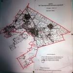 Карта Белосельского поселения (село Белое)