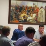 Круглый стол в Майкопском районе 3 октября 2012